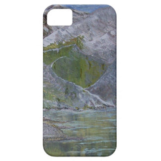 The Silent Mountain Majesty iPhone 5 Cover