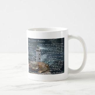 The Silent Ranks Coffee Mug