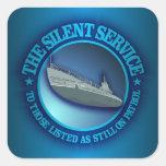 The Silent Service Sticker