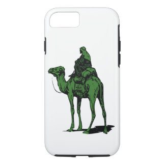 The Silk Road Marketplace Phone Case