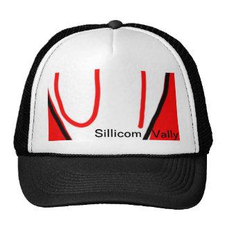 The Sillicom Vally Logo Cap Hat
