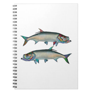 THE SILVER KINGS SPIRAL NOTE BOOKS
