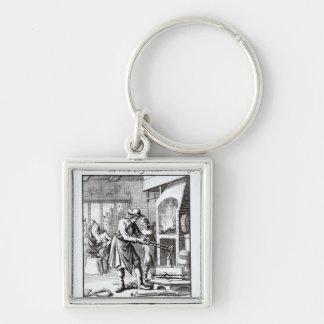 The Silversmith, 1718 Keychains
