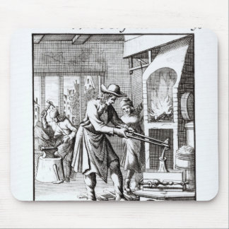 The Silversmith, 1718 Mouse Pad