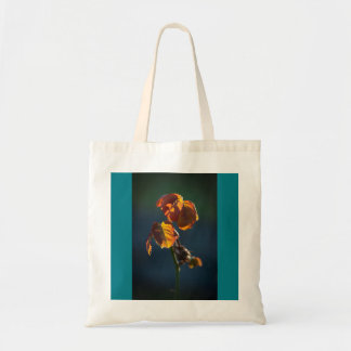 The simplicity of the leaves tote bag