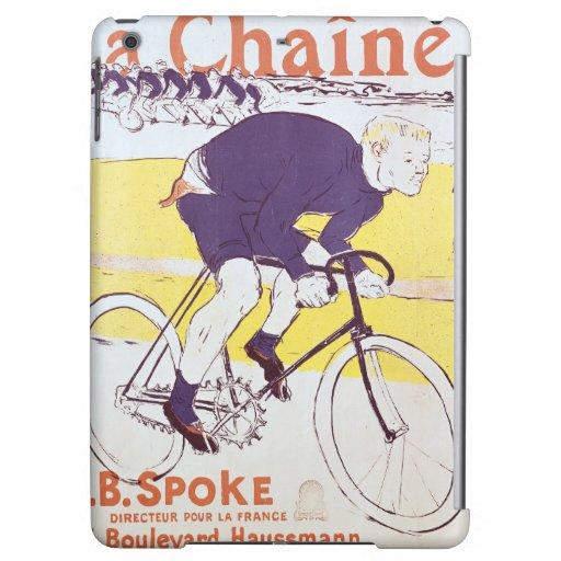 The Simpson Chain, 1896 iPad Air Case