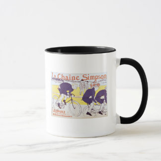The Simpson Chain, 1896 Mug