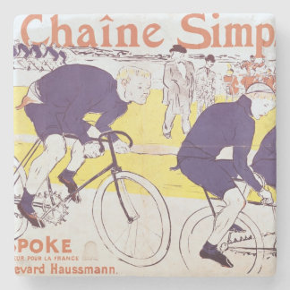 The Simpson Chain, 1896 Stone Coaster