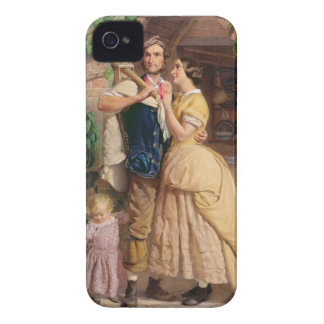 The Sinews of Old England, 1857 (w/c & bodycolour iPhone 4 Cases
