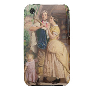 The Sinews of Old England, 1857 (w/c & bodycolour iPhone 3 Case
