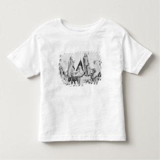 The Sioux Reservation at Pine Ridge, South Dakota, Toddler T-Shirt