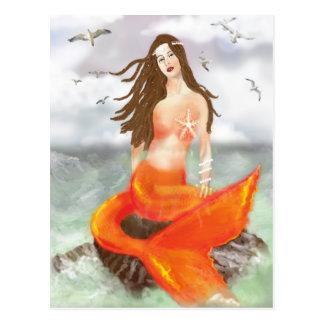 The Siren Postcard