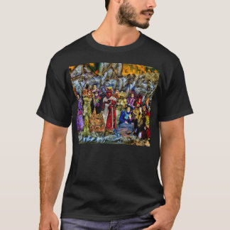 The Sirens of Venice (detail) T shirt