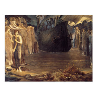 The Sirens Postcard