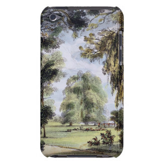 The Sister Trees, Kew Gardens, plate 8 from 'Kew G iPod Touch Cases