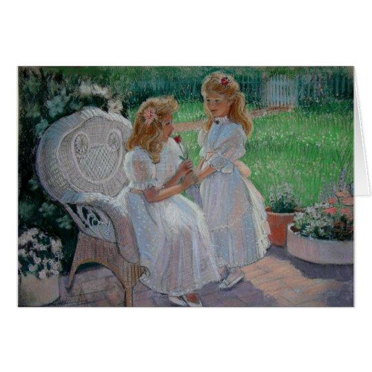 The Sister's Garden Card