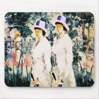 The Sisters Mouse Mat