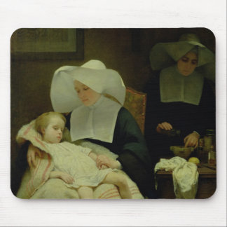 The Sisters of Mercy, 1859 Mouse Mat