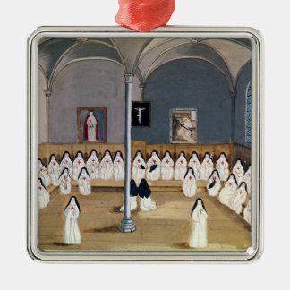 The Sisters of the Abbey Christmas Ornament
