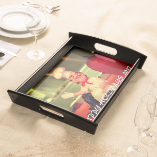 THE SITTING CHEF SERVING TRAY