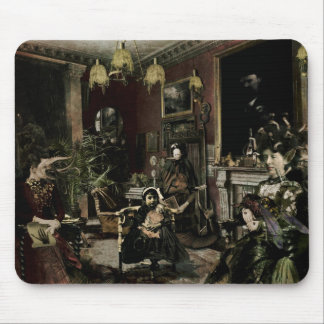 The Sitting Room Mouse Pads