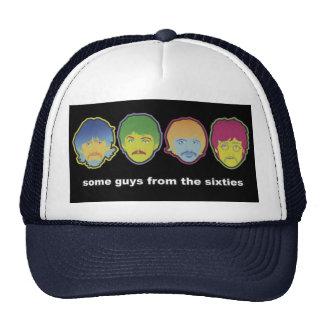 The Sixties Mesh Hats