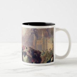 The Skaters Two-Tone Coffee Mug