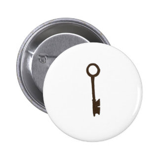 The Skeleton Key 6 Cm Round Badge