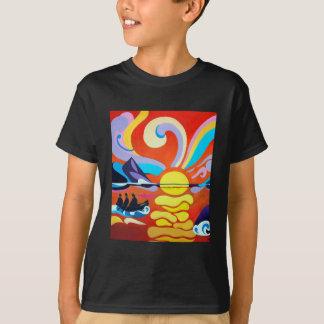 The Skellig Island Range Kids' T-Shirt