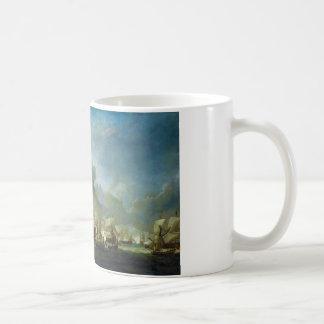 The Skirmish of Michiel Adriaensz de Ruyter Coffee Mug