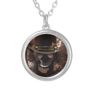 The skull fighter pendants