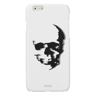 THE SKULL - Glossy iPhone 6/6s Case iPhone 6 Plus Case