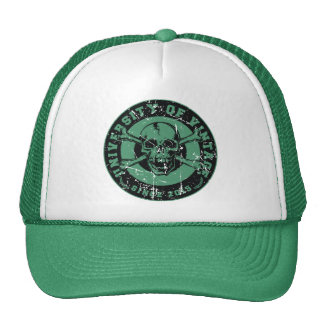The Skull of University Vintage Hat