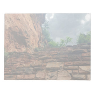 The Sky at Walters Wiggles Zion National Park Utah Notepads