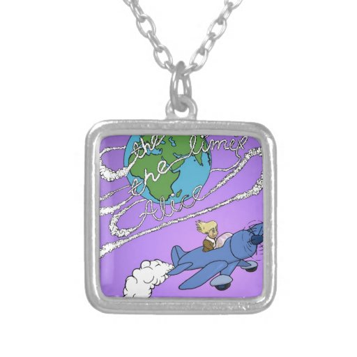 the sky is the limit alice.jpg personalized necklace