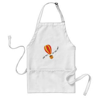 The Sky Is The Limit Apron