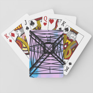 The Sky is the Limit Playing Cards