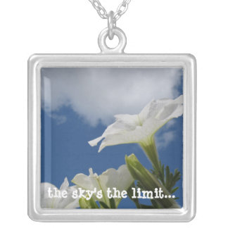 The sky s the limit necklace