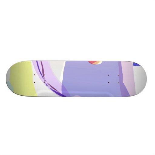 The Sky Skate Board Deck