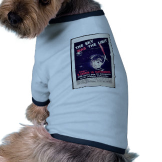 The Sky Was The Limit Pet Clothes