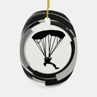 THE SKYDIVING REALM CHRISTMAS ORNAMENT