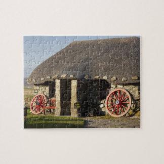 The Skye Museum of Island Life, near Duntulm, Jigsaw Puzzle