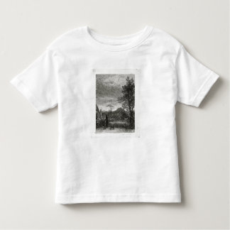 The Skylark (etching) T-shirt