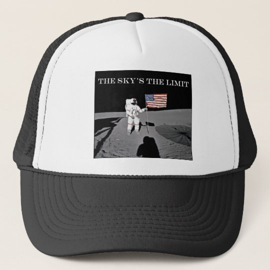 The Sky's the Limit Trucker Hat