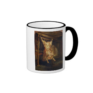 The Slaughtered Ox, 1655 Coffee Mugs