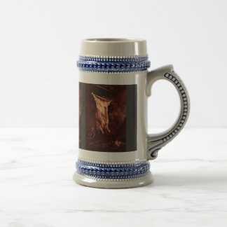 The Slaughtered Ox By Rembrandt Harmensz. Van Rijn Coffee Mugs