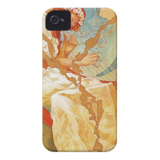 The Slav Epic by Alphonse Mucha iPhone 4 Case-Mate Cases