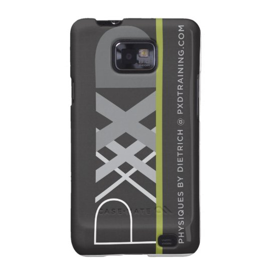 The sleek physique - phone cover