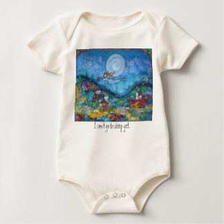 The Sleep Fairy Baby Bodysuit