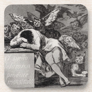 The Sleep of Reason Produces Monsters Coaster